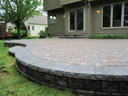 Raised Paver Patio Stunning Raised Patio Ideas Garden Decors