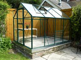 6ft X 8ft Greenhouse Simplicity Classic Aluminium Greenhouse 6x8 Starter Package