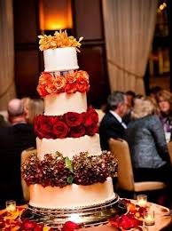 59 delicious fall wedding cakes happywedd com