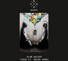 alan walker remix alan walker gavin james tired kygo remix we rave you