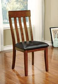 Transitional Dining Room Chairs Amazon Com Furniture Of America Harcourt 9 Piece Transitional