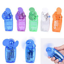 hand held battery fan mini portable pocket fan cool air hand held battery travel holiday