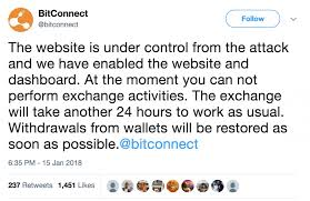 bitconnect good or bad bitconnect shuts down its exchange citing a string of excuses