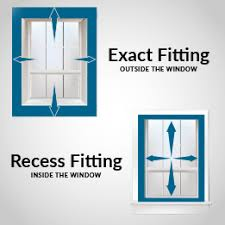Venetian Blinds Inside Or Outside Recess Measure And Fitting Guides Blinds Direct Online
