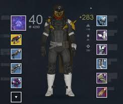 destiny 2 highest light level sga you can get 280 light with only blue gear destinythegame