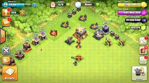 clash of clans wallpaper 23 clash of clan mod unlimited gems and resources working now