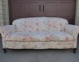 floral sofa floral sofa etsy