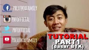 Download Video Tutorial Beatbox Untuk Pemula | tutorial beatbox dasar beatbox btk indonesia bahasa