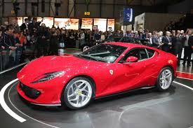 suv ferrari price new ferrari 812 superfast lives up to its name carbuyer