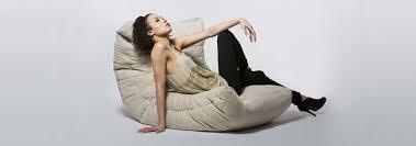 big wide u0026 low designer bean bag acoustic sofa boutique comfort