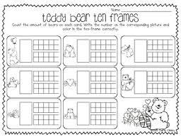 81 best ten frames images on pinterest kindergarten math ten