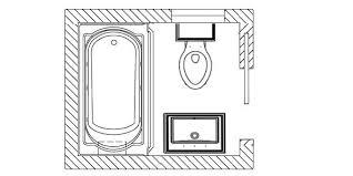 creative small bathroom design plans h90 for home interior ideas