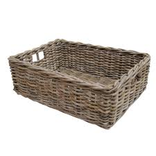 wicker baskets made from willow seagrass rattan hyacinth soft rush