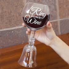 novelty wine glasses gifts novelty wine glass ring for more wine find me a gift