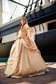 pirates of the caribbean costumes elizabeth dress costume model