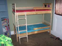 Bunk Bed Ikea Kura Space Saving Kids Triple Decker Beds Kura - Ikea mydal bunk bed