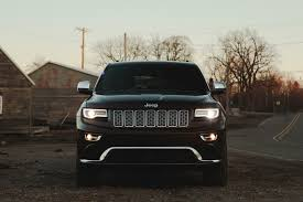 jeep grand cherokee limited 2017 silver jeep grand wagoneer to take on range rover other premium suvs