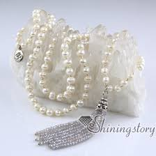 crystal bead necklace jewelry images Buddhist prayer beads necklace 108 chanting mantra meditation jpg