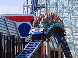 Sandusky Ohio Six Flags America U0027s Scariest Roller Coasters Travel Channel Blog Roam