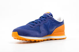 nike internationalist blue and orange