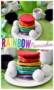 rainbow st patrick u0027s day breakfast