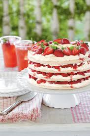 Decorative Ways To Cut Strawberries Delightful Spring Desserts Southern Living