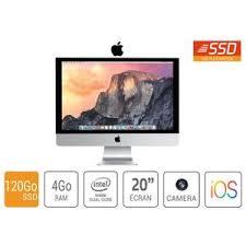 apple ordinateur de bureau tous les pc de bureau apple achat vente pas cher cdiscount