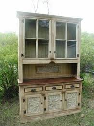 hutch and buffet sideboard server reclaimed wood china cabinet