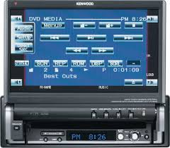 kenwood home theater receiver kenwood excelon kvt 717dvd dvd cd player with 7