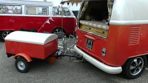 volkswagen camper vw volkswagen camper van trailer free stock photo public domain