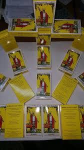 cartas de tarot rider waite o tarot waite bs 12 000 00 en