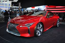 lexus lc availability 2018 lexus lc 500 could start at 90 000 makes even more power