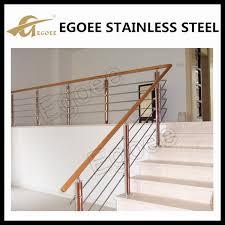 Steel Handrails For Steps Stainless Steel Tubular Handrail For Stairs Stainless Steel