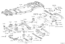 lexus lx 470 japan lexus lx470uzj100r gnagkq body frame japan parts eu