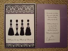 asking bridesmaids cards will you be my bridesmaid cards weddingbee photo gallery asking