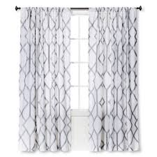 Brown And Ivory Curtains Brown Trellis Curtains Designs Mellanie Design