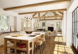 Kitchen With Farm Sink - appliances unfinish butcher block farmhouse kitchen island with