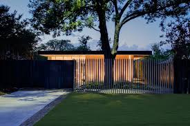 outdoor fence lighting ideas fence lighting ideas patio contemporary with sitting area sitting area