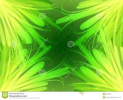 Green Plants Plants Of Lines On A Green Background Stock Vector Image 39152660