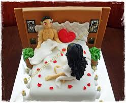 wedding night cake u2013 sophisticakes bali