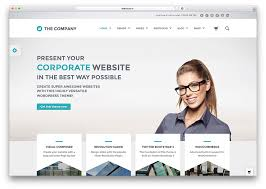 40 best corporate business themes of 2017 colorlib