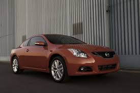 nissan altima older model 2010 nissan altima coupe facelifted model fully revealed and priced