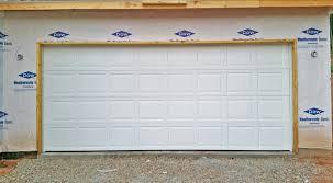 Installing Overhead Garage Door Door Garage Garage Door Installation New Garage Door Craftsman
