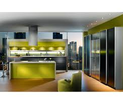 yellow kitchen decoration green apartment kitchen ideas
