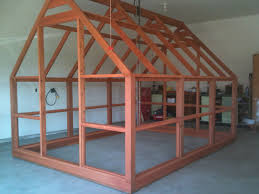 greenhouse plans polycarbonate covered cedar framed preview