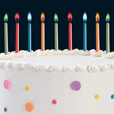 birthday cake candles color birthday cake candles 12
