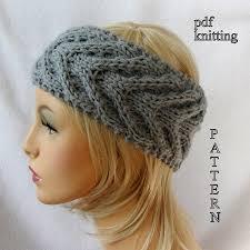 knitted headband pattern knit ear warmer pattern knit headband pattern knit staghorn ear