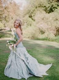 Blue Wedding Dress Dusty Blue Wedding Dress Naf Dresses