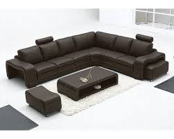 canapé l living room design with grand canape l shaped leather