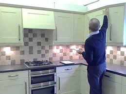 How To Replace Kitchen Doors Measuring Cornice Pelmet  Plinth - B and q kitchen cabinets